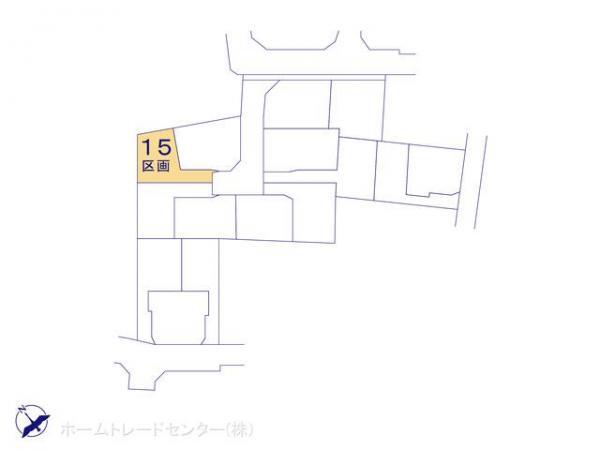 土地 東京都調布市東つつじケ丘3丁目37 京王線つつじヶ丘駅 3700万円