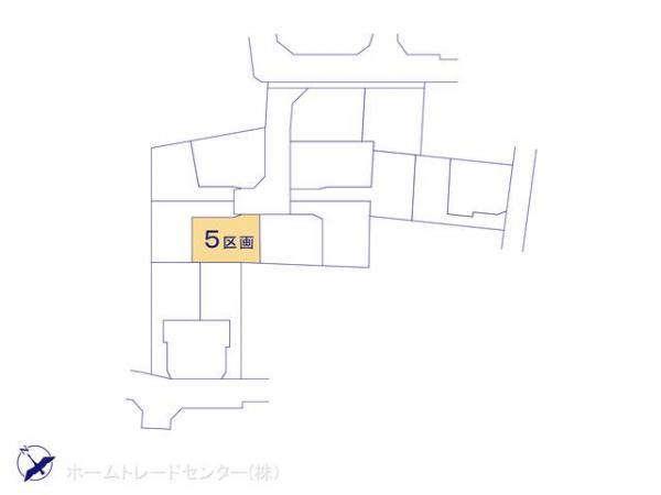 土地 東京都調布市東つつじケ丘3丁目37 京王線つつじヶ丘駅 3780万円