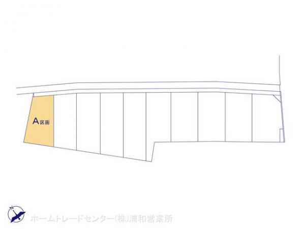 土地 埼玉県さいたま市緑区大字中尾1329 京浜東北・根岸線浦和駅 1882万円