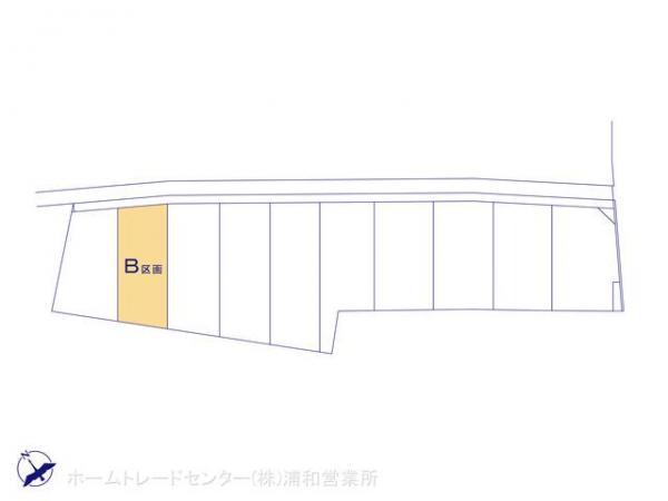 土地 埼玉県さいたま市緑区大字中尾1329 京浜東北・根岸線浦和駅 2051万円