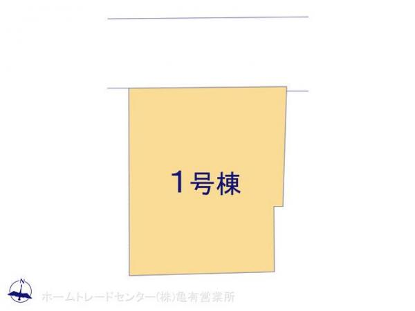 新築戸建 埼玉県三郷市戸ケ崎3171-24 つくばエクスプレス八潮駅 2480万円