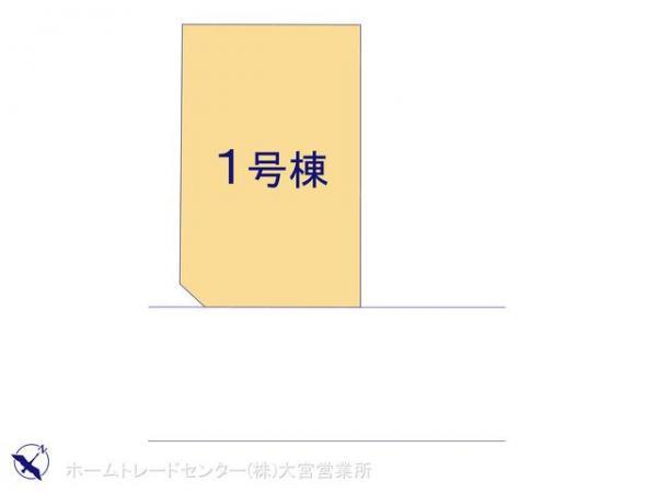 新築戸建 埼玉県上尾市浅間台3丁目34 高崎線北上尾駅 3180万円