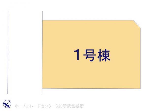 新築戸建 埼玉県狭山市大字北入曽476-3 西武鉄道新宿線入曽駅 3080万円