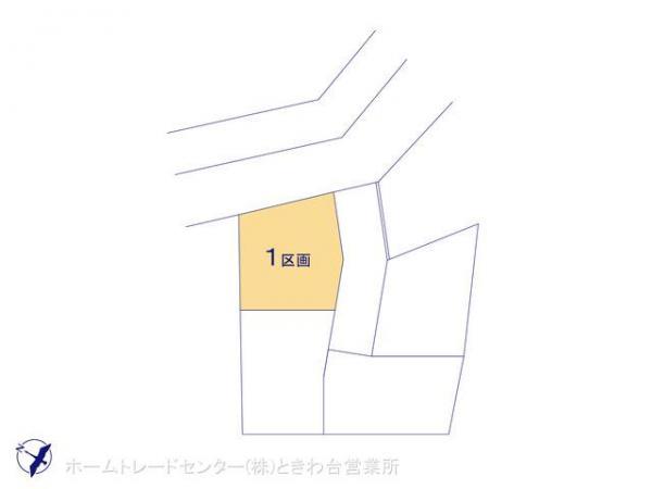 土地 埼玉県富士見市関沢3丁目2-16 東武鉄道東上線みずほ台駅 3180万円