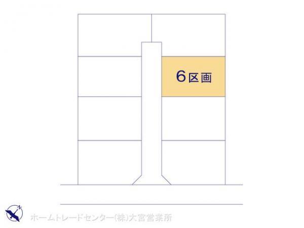 土地 埼玉県上尾市大字大谷本郷864-1 高崎線上尾駅 1780万円