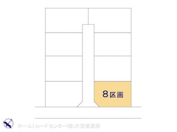 土地 埼玉県上尾市大字大谷本郷864-1 高崎線上尾駅 1980万円