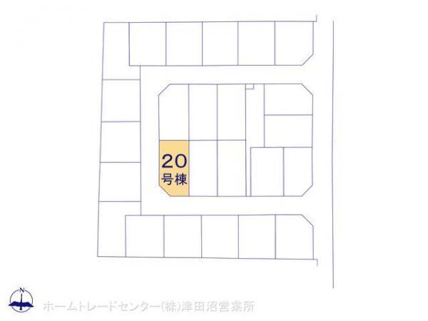 新築戸建 千葉県船橋市二和西2丁目141-31 新京成電鉄二和向台駅 2990万円