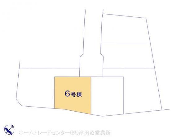 新築戸建 千葉県成田市土屋145-3 成田線成田駅 2880万円