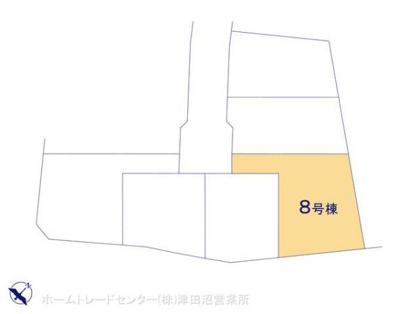 新築戸建 千葉県成田市土屋145-3 成田線成田駅 2780万円