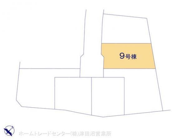 新築戸建 千葉県成田市土屋145-3 成田線成田駅 3180万円