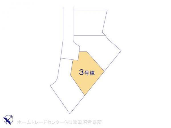 新築戸建 千葉県東金市台方622-1 東金線東金駅 1780万円