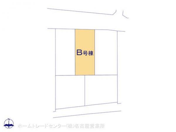 新築戸建 愛知県あま市七宝町伊福参之割2 関西本線蟹江駅 2290万円