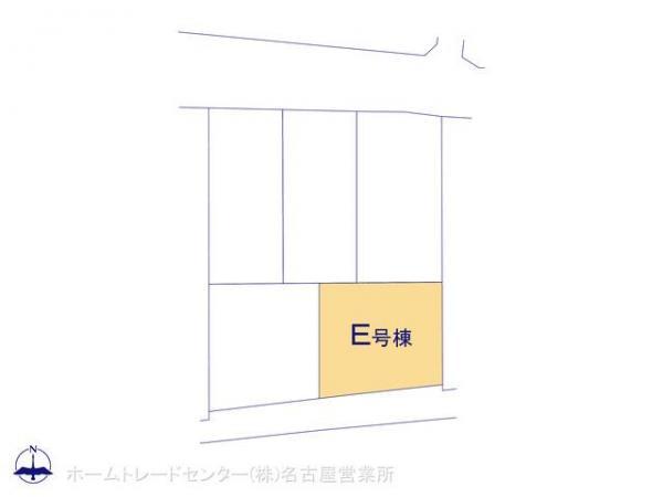 新築戸建 愛知県あま市七宝町伊福参之割2 関西本線蟹江駅 2490万円