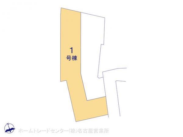 新築戸建 愛知県弥富市鯏浦町下本田12-1 関西本線弥富駅 2680万円