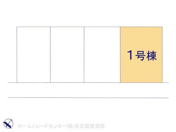 新築戸建 岐阜県可児市大森1766-229 太多線姫駅 1890万円