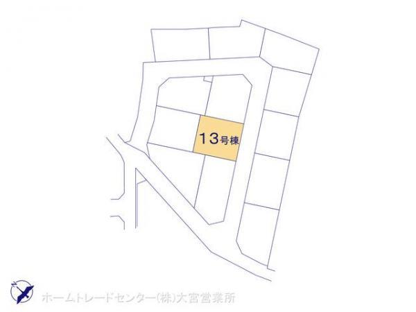 新築戸建 埼玉県本庄市小島2丁目1685-1 高崎線本庄駅 2190万円