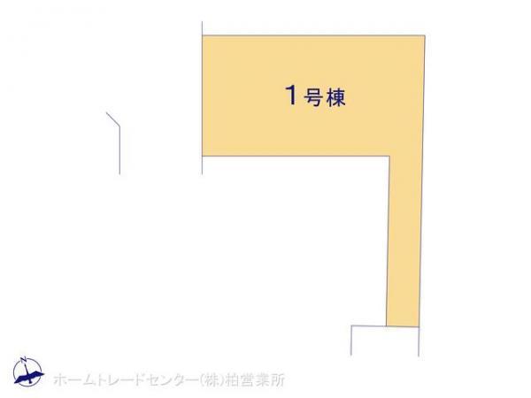 新築戸建 千葉県松戸市古ケ崎2414-11 常磐線松戸駅 3390万円