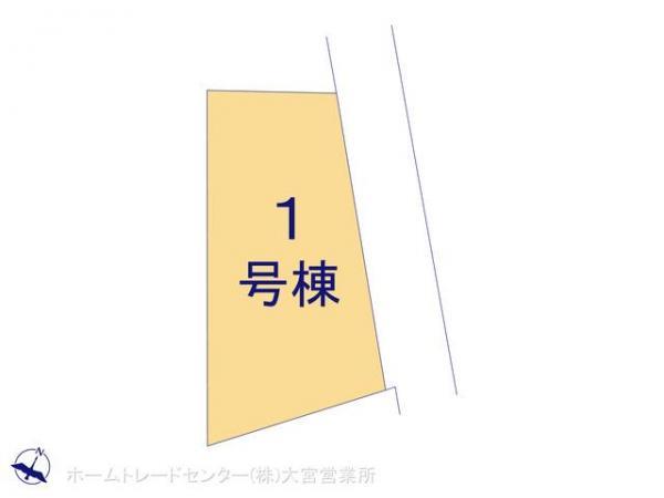 新築戸建 埼玉県上尾市大字平方1006-2 高崎線上尾駅 2880万円