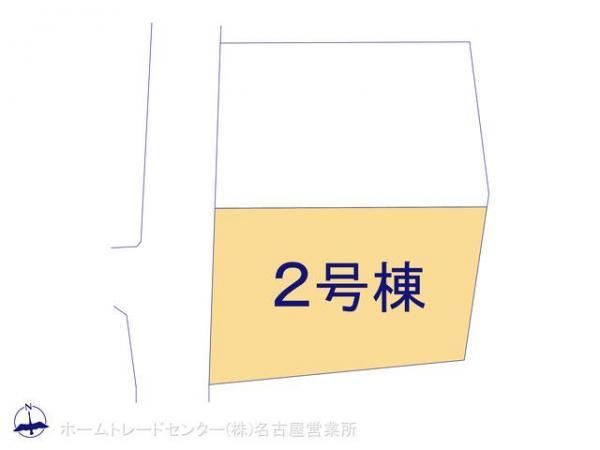 新築戸建 愛知県犬山市字野田44-1 名鉄小牧線楽田駅 2280万円