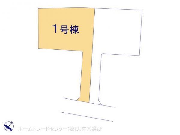新築戸建 埼玉県鴻巣市人形2丁目3-42 高崎線鴻巣駅 2590万円