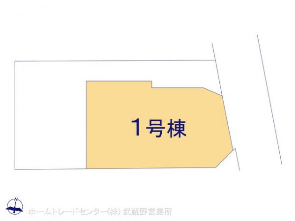 新築戸建 東京都中野区白鷺2丁目22 西武鉄道新宿線鷺ノ宮駅 7080万円