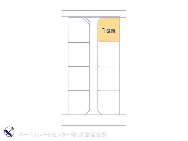 土地 埼玉県さいたま市西区大字土屋66 埼京線大宮駅 1999万円