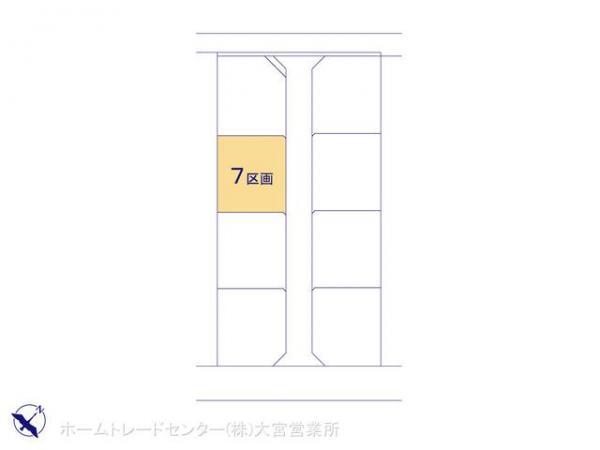 土地 埼玉県さいたま市西区大字土屋66 埼京線大宮駅 1799万円