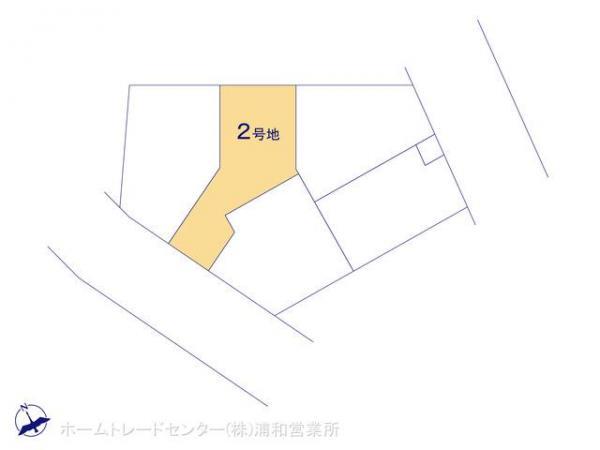 土地 埼玉県戸田市美女木2丁目20-3 埼京線北戸田駅 2990万円