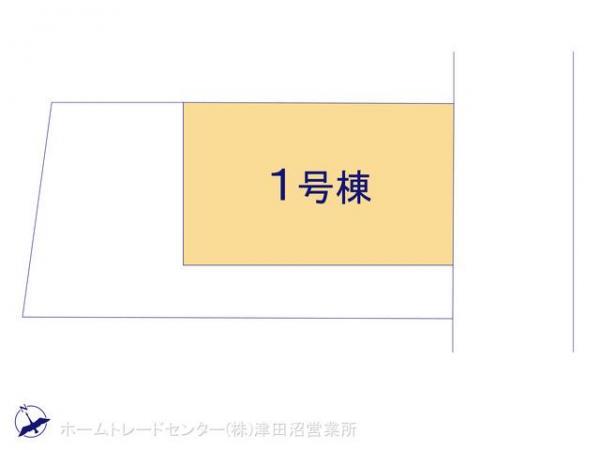新築戸建 千葉県成田市中台6丁目12-4 成田線成田駅 3490万円