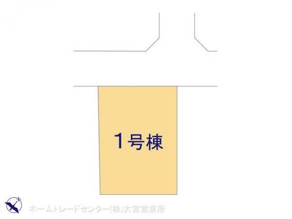 新築戸建 埼玉県上尾市愛宕2丁目1666-2 高崎線上尾駅 4090万円