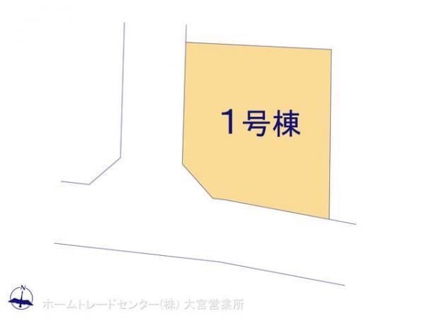 新築戸建 埼玉県上尾市小泉7丁目30-3 高崎線北上尾駅 2990万円