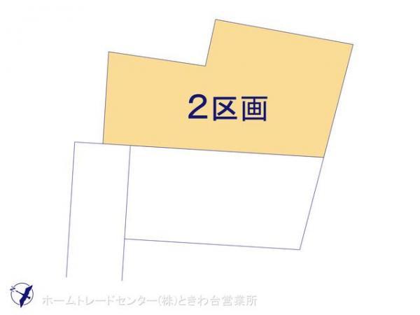 土地 埼玉県富士見市大字上南畑439-4 東武鉄道東上線鶴瀬駅 1670万円