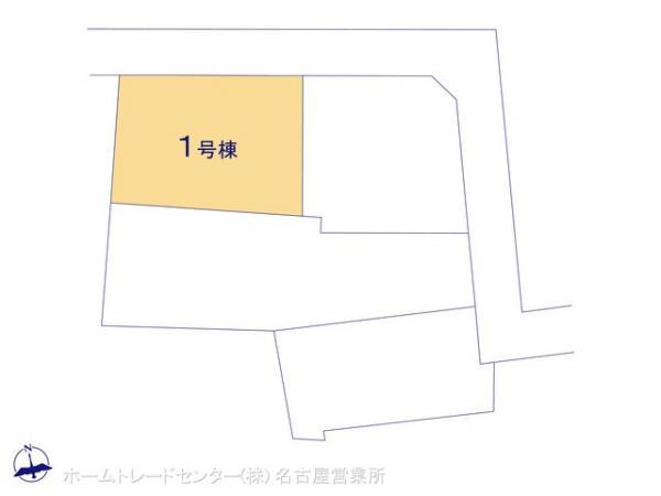新築戸建 愛知県知多市八幡字樹木74-6 名鉄河和線八幡新田駅 3180万円