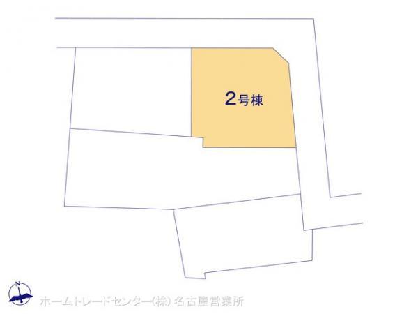新築戸建 愛知県知多市八幡字樹木85-2 名鉄河和線八幡新田駅 3280万円