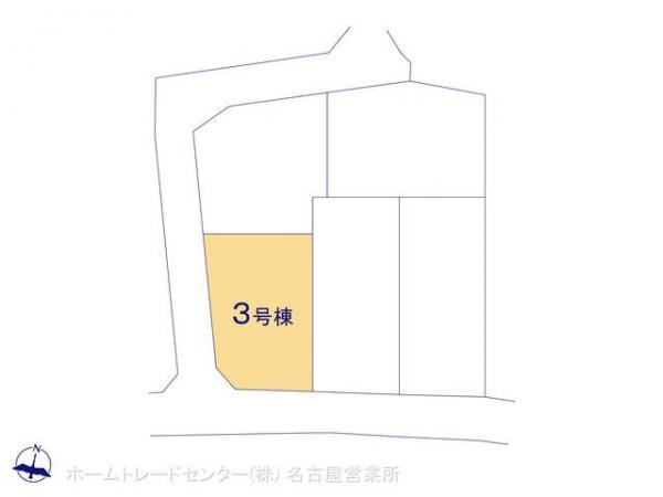 新築戸建 愛知県津島市鹿伏兎町西111 関西本線永和駅 2190万円