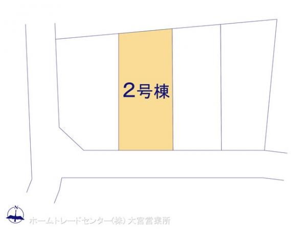 新築戸建 埼玉県熊谷市中央5丁目4-10 高崎線熊谷駅 3190万円
