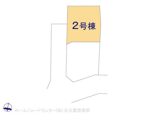 新築戸建 愛知県知多市八幡字樹木189-15 名鉄河和線八幡新田駅 2990万円