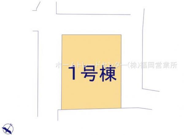 新築戸建 福岡市東区名島3丁目 西鉄貝塚線名島駅 4098万円
