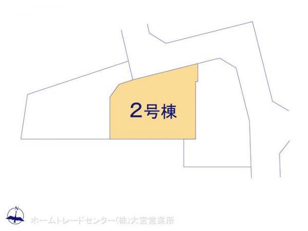 新築戸建 埼玉県上尾市大字平塚1980-19 高崎線上尾駅 2990万円
