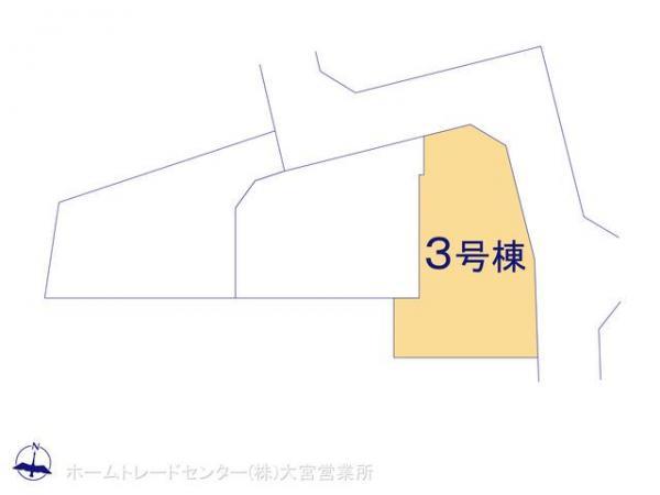 新築戸建 埼玉県上尾市大字平塚1980-20 高崎線上尾駅 3190万円