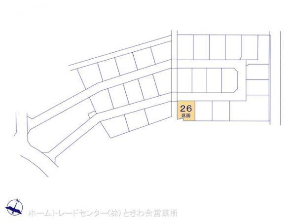 土地 埼玉県志木市下宗岡2丁目6 東武鉄道東上線志木駅 2200万円