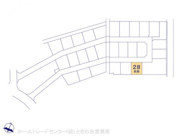 土地 埼玉県志木市下宗岡2丁目6 東武鉄道東上線志木駅 2260万円