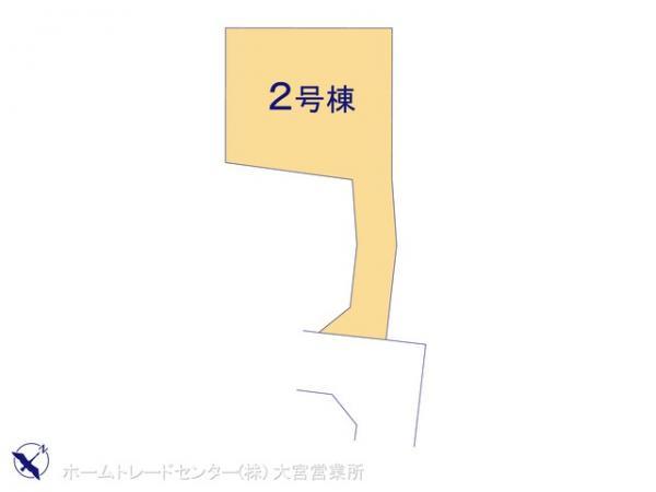 新築戸建 埼玉県上尾市大字平塚1564-2 高崎線上尾駅 2980万円