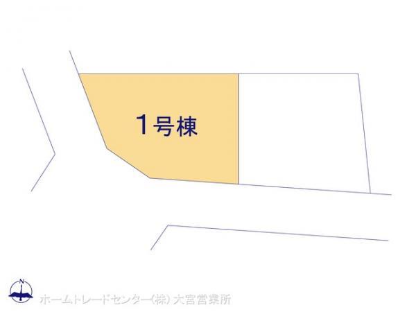 新築戸建 埼玉県北本市西高尾3丁目38-3 高崎線北本駅 3690万円