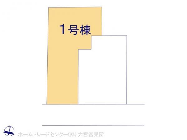 新築戸建 埼玉県鴻巣市袋695-1 高崎線北鴻巣駅 2380万円