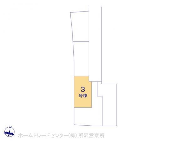 新築戸建 埼玉県坂戸市中富町39-1 東武鉄道東上線坂戸駅 2880万円