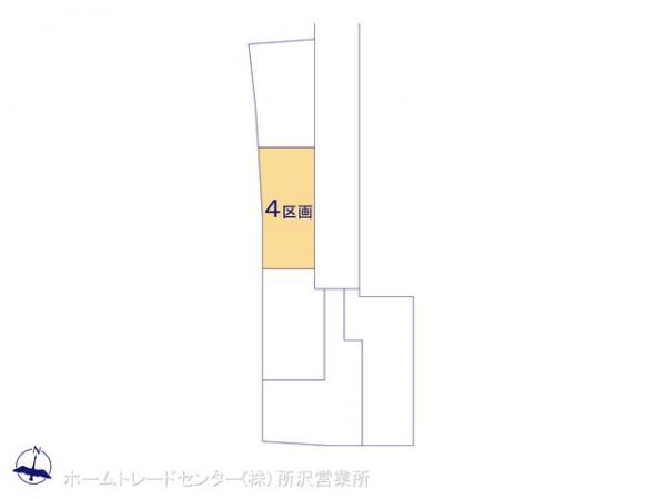 土地 埼玉県坂戸市中富町39-1 東武鉄道東上線坂戸駅 1650万円