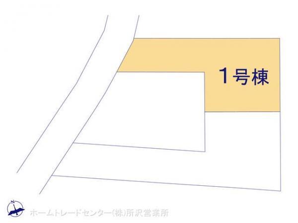 新築戸建 埼玉県狭山市大字北入曽850-5 西武鉄道新宿線入曽駅 2990万円