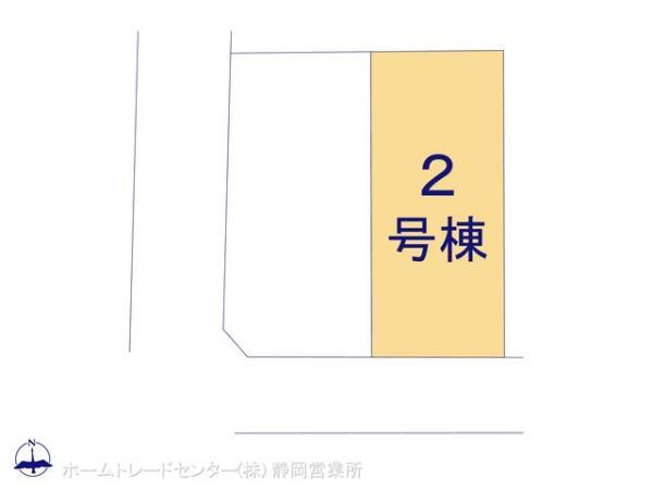 新築戸建 静岡県浜松市中区富塚町1234-3 東海道本線浜松駅 2790万円