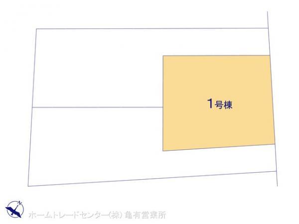 新築戸建 埼玉県八潮市大字鶴ケ曽根1476 つくばエクスプレス八潮駅 3290万円
